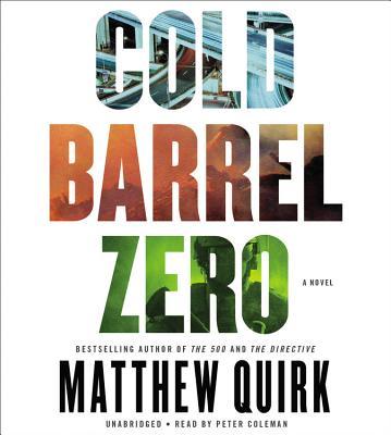 Cold Barrel Zero Lib/E Cover Image