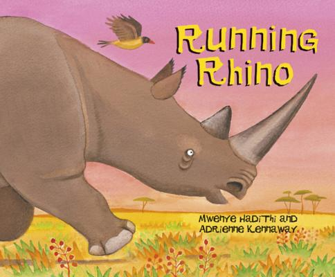Running Rhino Cover Image