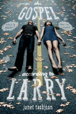The Gospel According to Larry (The Larry Series #1) Cover Image