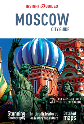 Insight Guides City Guide Moscow (Travel Guide with Free Ebook) (Insight City Guides) Cover Image