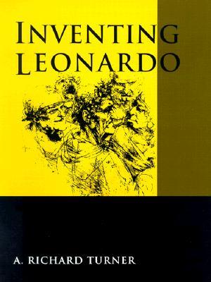 Cover for Inventing Leonardo