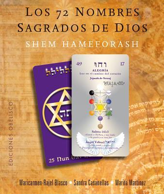 Los 72 Nombres Sagrados de Dios Cover Image