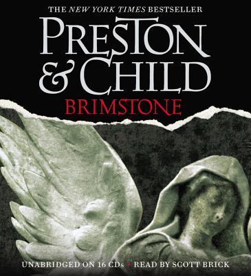 Brimstone (Agent Pendergast series) Cover Image