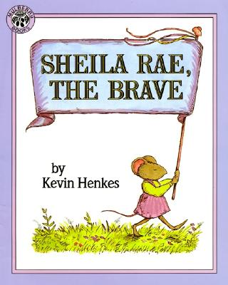 Sheila Rae, the Brave Cover