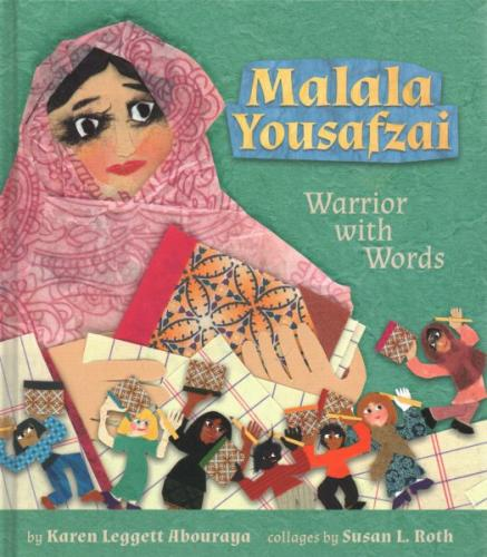 Malala Yousafzai: Warrior with Words Cover Image