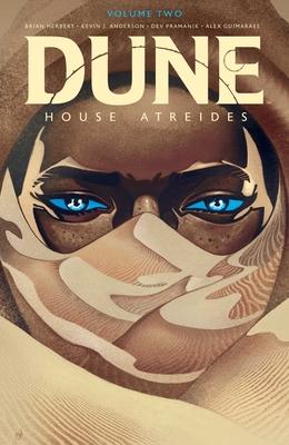 Dune: House Atreides Vol. 2 Cover Image