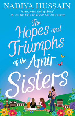 The Hopes and Triumphs of the Amir Sisters Cover Image