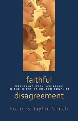 Faithful Disagreement Cover