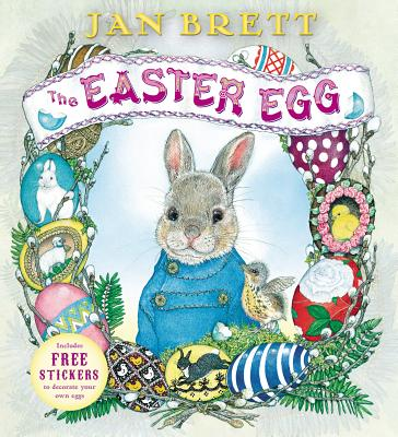 The Easter EggJan Brett