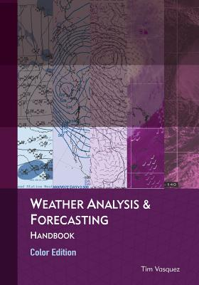 Weather Analysis & Forecasting, Color Edition Cover Image