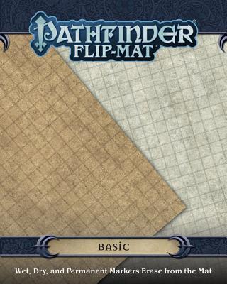 Pathfinder Flip-Mat: Basic Cover Image
