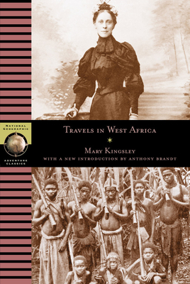 Travels in West Africa Cover