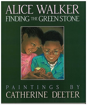 Finding the Green Stone Cover