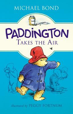 Paddington Takes the Air Cover Image