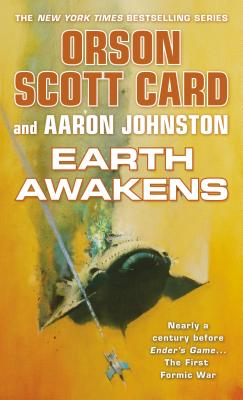 Earth Awakens (The First Formic War #3) Cover Image