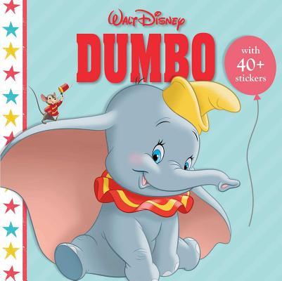 Disney: Dumbo (Disney Classic 8 x 8) Cover Image
