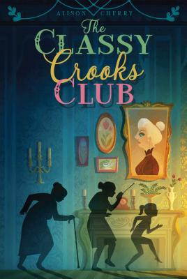 The Classy Crooks Club Cover Image