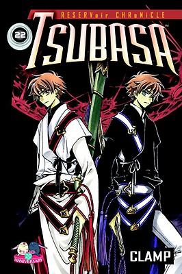 Tsubasa 22 Cover