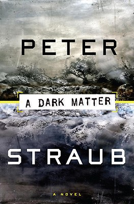 A Dark Matter Cover Image