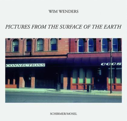 Wim Wenders: Pictures from the Surface of the Earth Cover Image