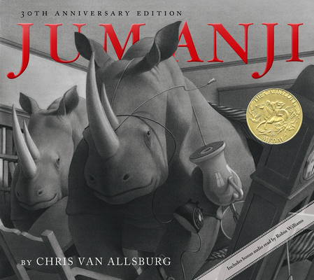 Jumanji 30th Anniversary Edition Cover Image