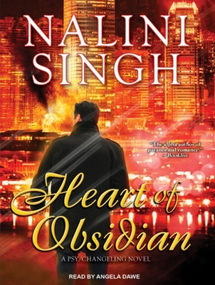Heart of Obsidian (Psy/Changeling Novels (Audio) #12) Cover Image