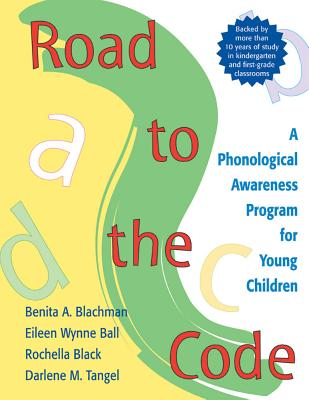 Road to the Code: A Phonological Awareness Program for Young Children Cover Image