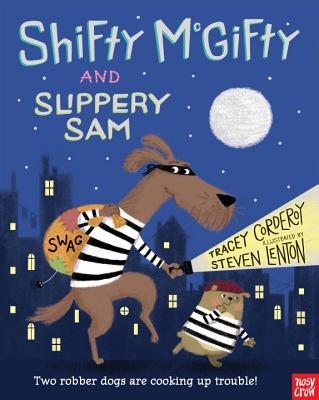 Shifty McGifty and Slippery Sam Cover Image