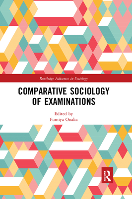 Comparative Sociology of Examinations Cover Image