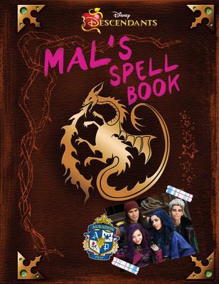 Descendants: Mal's Spell Book Cover Image