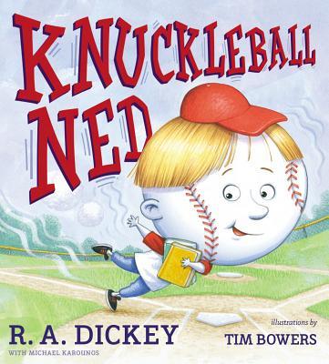 Knuckleball Ned Cover Image