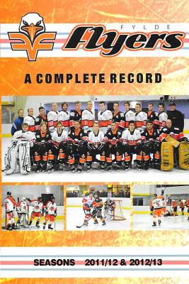 Fylde Flyers - Complete Record: Black & White Edition Cover Image