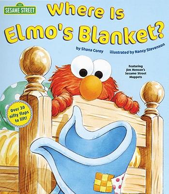 Where Is Elmo's Blanket? (Sesame Street) Cover Image