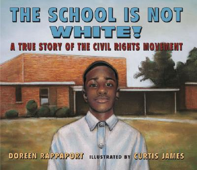 The School is Not White! Cover