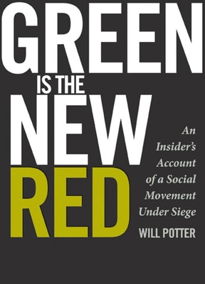 Green Is the New Red Cover