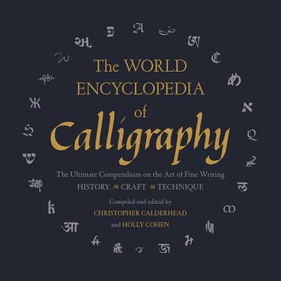 Cover for The World Encyclopedia of Calligraphy