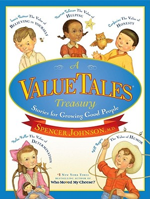 A Valuetales Treasury Cover