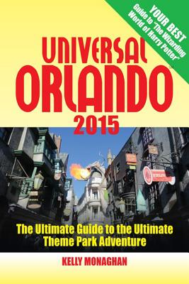 Universal Orlando 2015 Cover