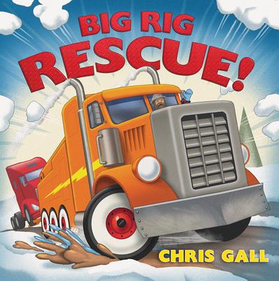Big Rig Rescue! Cover Image