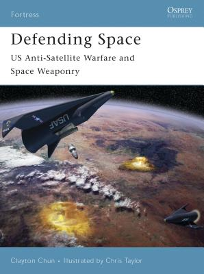 Defending Space Cover