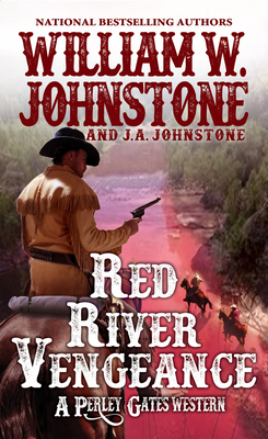 Red River Vengeance (A Perley Gates Western #5) Cover Image