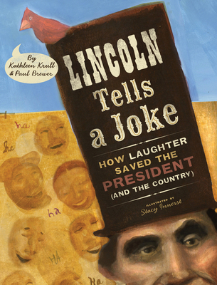 Lincoln Tells a Joke Cover