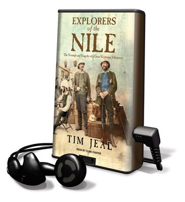 Explorers of the Nile (Playaway Adult Nonfiction) Cover Image