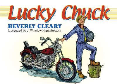 Lucky Chuck Cover Image