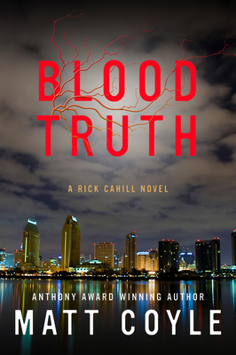 Blood Truth (The Rick Cahill Series #4) Cover Image
