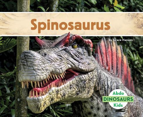 Spinosaurus (Dinosaurs Set 2) Cover Image