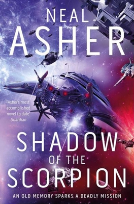 Shadow of the Scorpion Cover Image