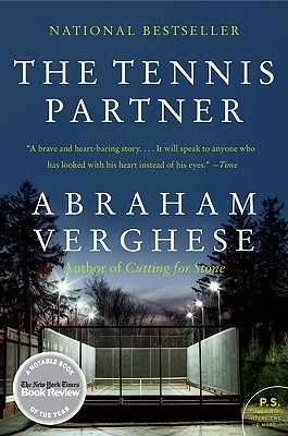The Tennis Partner Cover