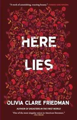 Cover for Here Lies