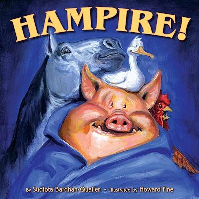 Hampire! Cover